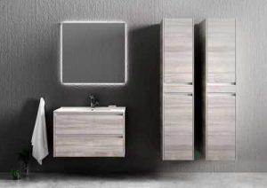 aranżacja mebli łazienkowych